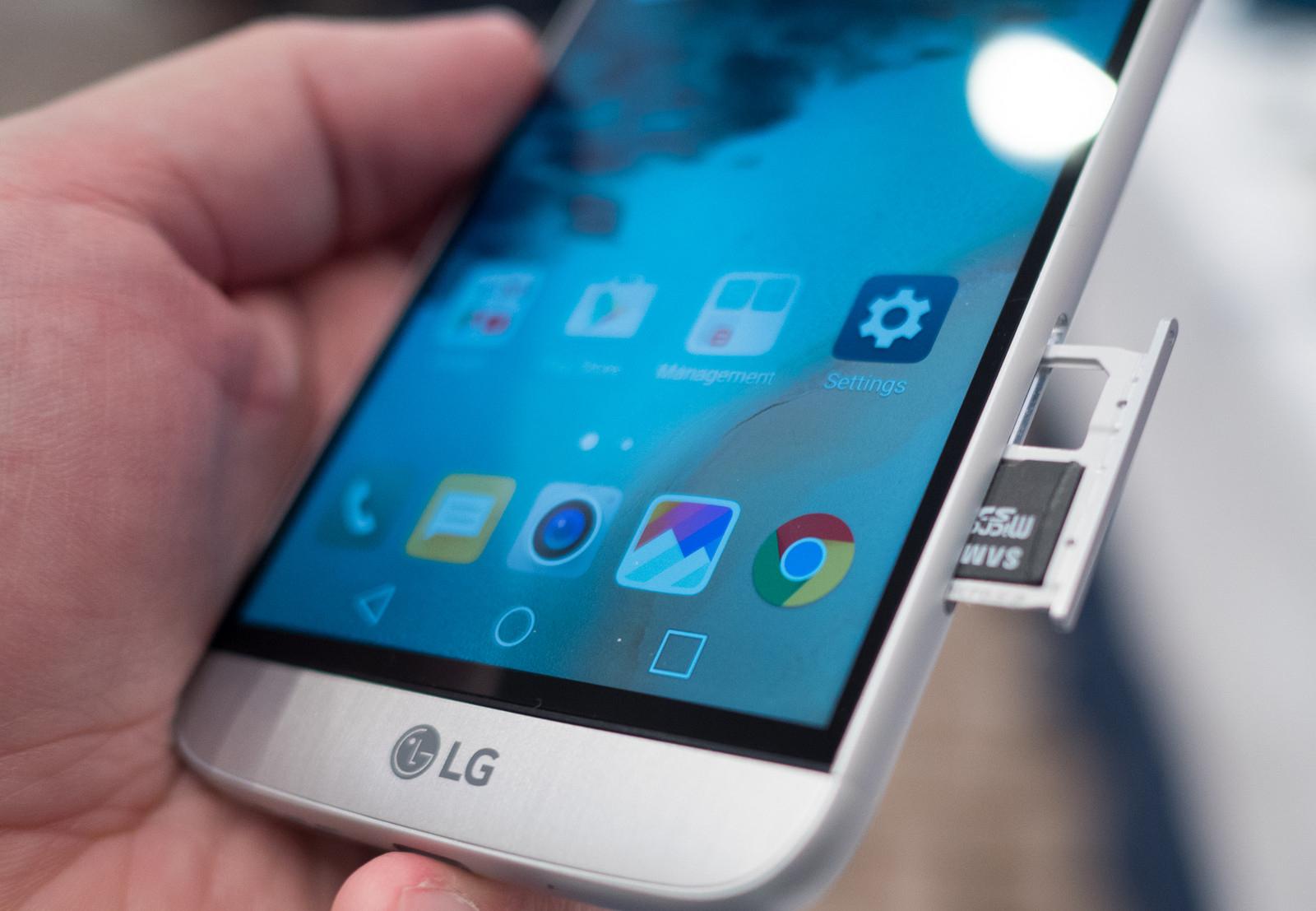 تسريبات تشير إلى هاتف جديد من LG مقاوما للماء