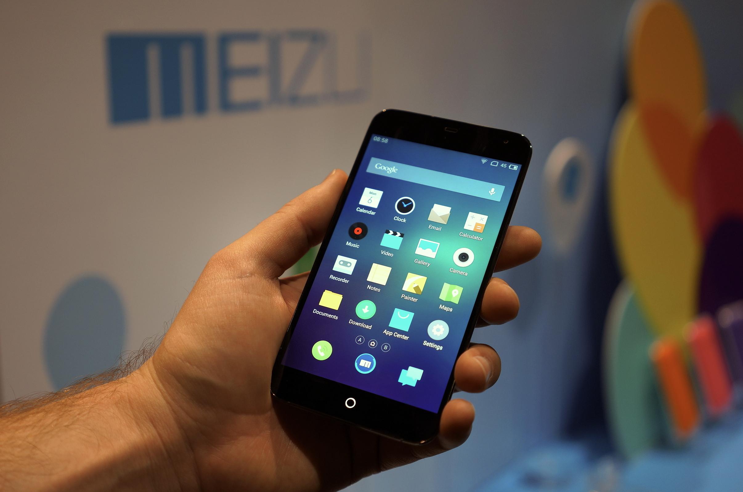 Meizu تظهر كمنافس جديد في مجال الأجهزة القابلة للارتداء