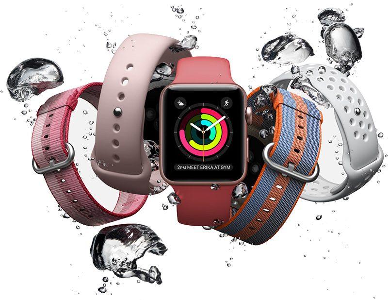 42fe6c16d أبل تستعد للكشف عن Apple Watch Series 3 في النصف الثاني من هذا العام ...
