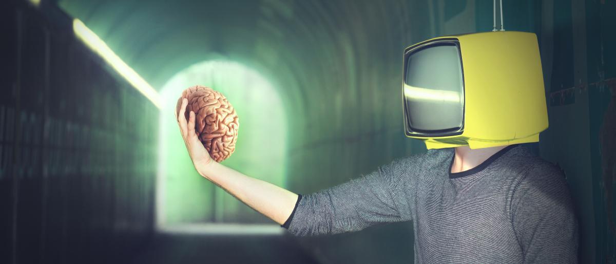 تقنية تتيح لك التحكم في التلفزيون بدماغك!