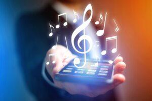 تطبيقات للموسيقي