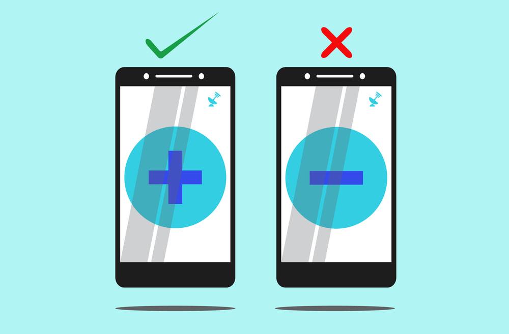 سلبيات وإيجابيات الهواتف الذكية