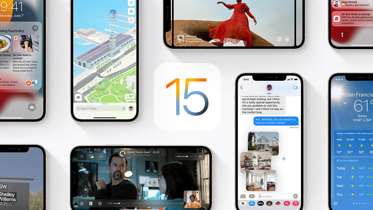 إليك أفضل الخصائص المرتقبة في نظام iOS 15