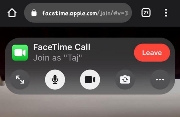 كيف تستخدم FaceTime على الأندرويد؟