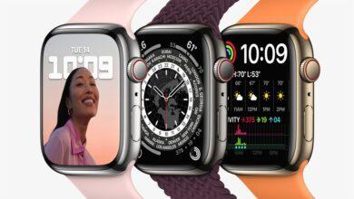 شائعات: احتمالية صدور ساعات Apple Watch 7 في منتصف أكتوبر