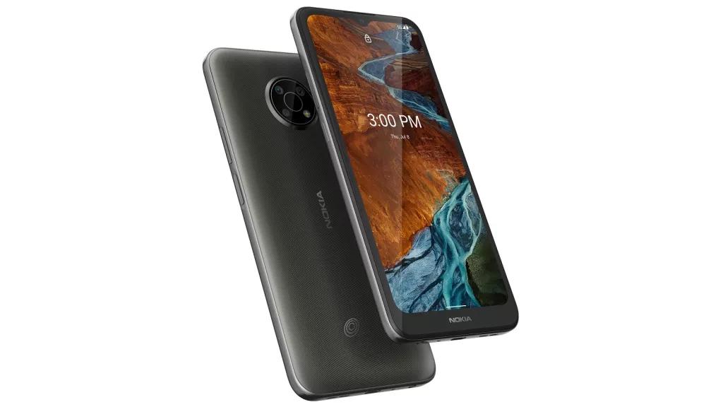 نوكيا تطرح أرخص هاتف 5G في العالم بشاشة 6.5 إنش