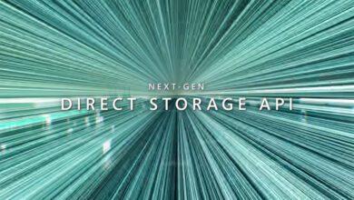 ما هي تقنية DirectStorage؟ وما هي متطلبات الاستخدام؟