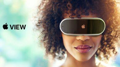 تسريبات: أبل تؤجل تصنيع نظارات الواقع المختلط الخاصة بها