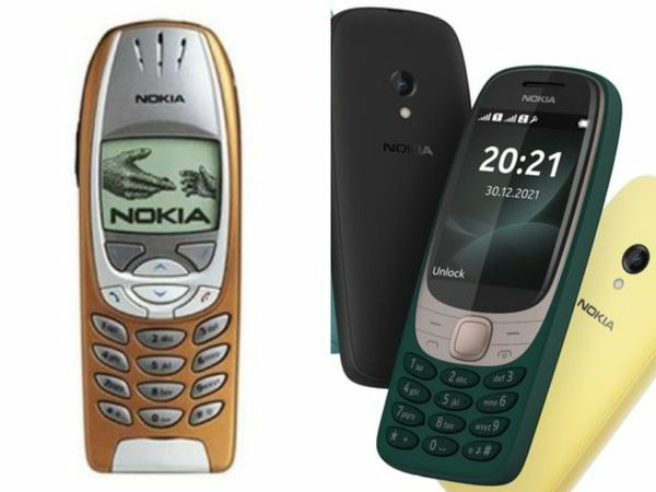 نوكيا تعيد إطلاق هاتف 6310