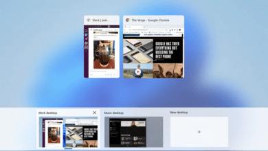 كيف تستخدم ميزة أسطح المكتب الافتراضية في ويندوز 11؟