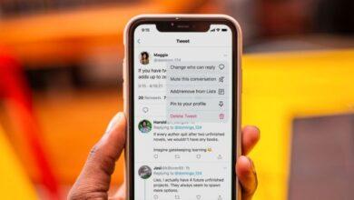 طريقة تغيير صلاحيات الردود على تويتر