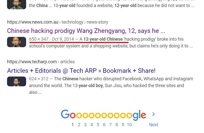 القصة الحقيقية للطفل الصيني الذي قيل إنه اخترق فيسبوك