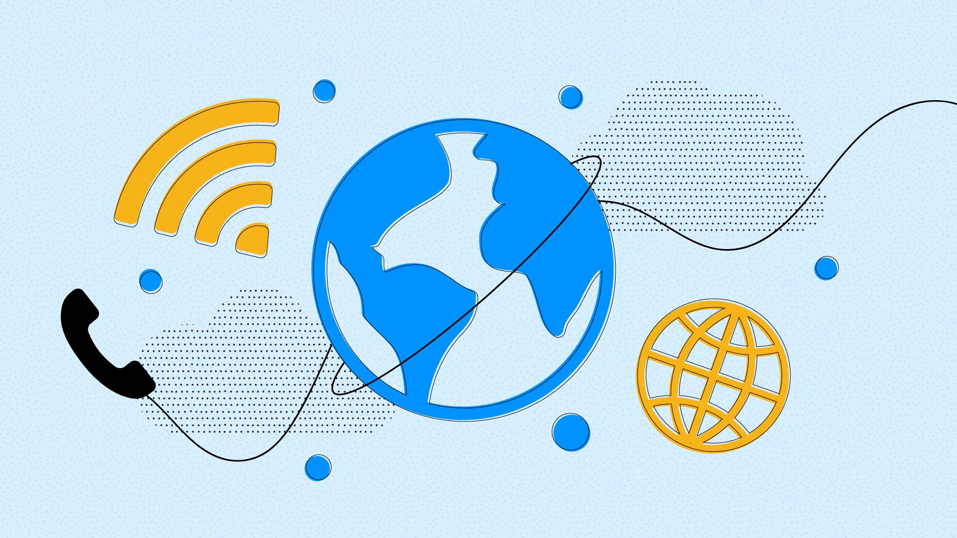 ما هي مكالمات واي فاي؟