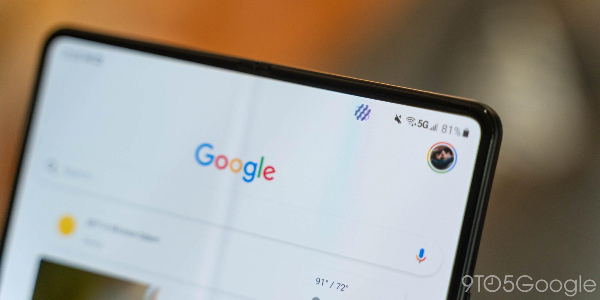 جوجل بدأت بعرض إعلانات لأجهزة Galaxy Z Fold 3 وFlip 3 على قناة اليوتيوب الخاصة بها