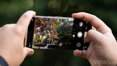 جوجل تطرح تحديث لتطبيق الكاميرا لسلسلة بيكسل 6