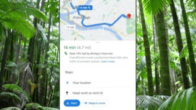 ميزة جديدة في خرائط جوجل لتقليل استهلاك الوقود