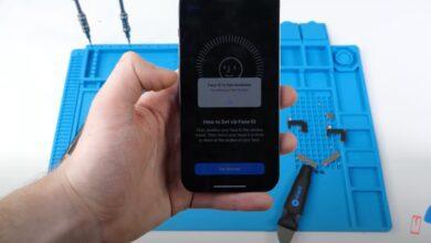 فيديو: يمكنك استبدال شاشة آيفون 13 دون القلق بشأن خسارة التعرف على الوجه