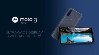 موتورولا تطلق هاتفا جديدا يدعم 4G بكلفة منخفضة